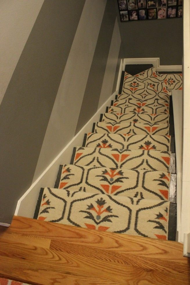 Carpet Stair Treads.