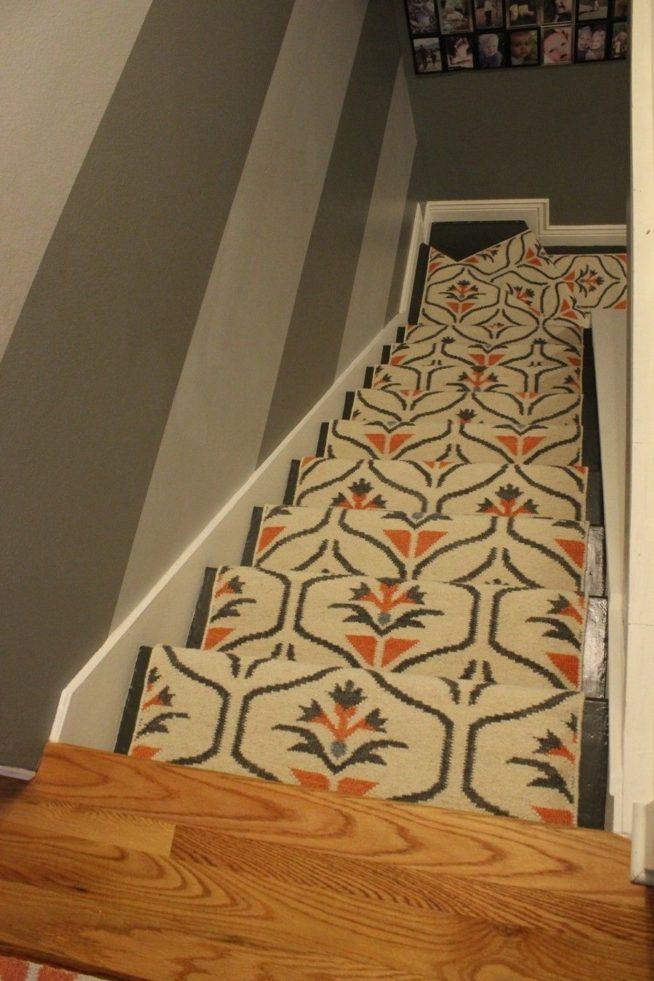 Carpet Stair Treads.