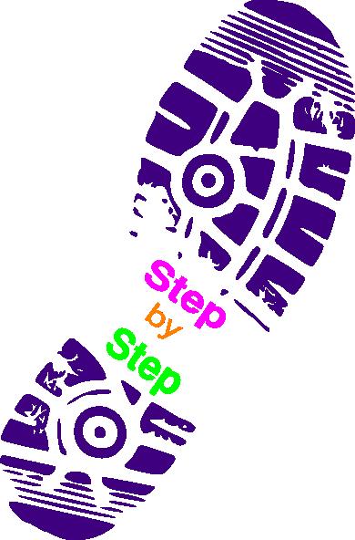 Step Clipart.