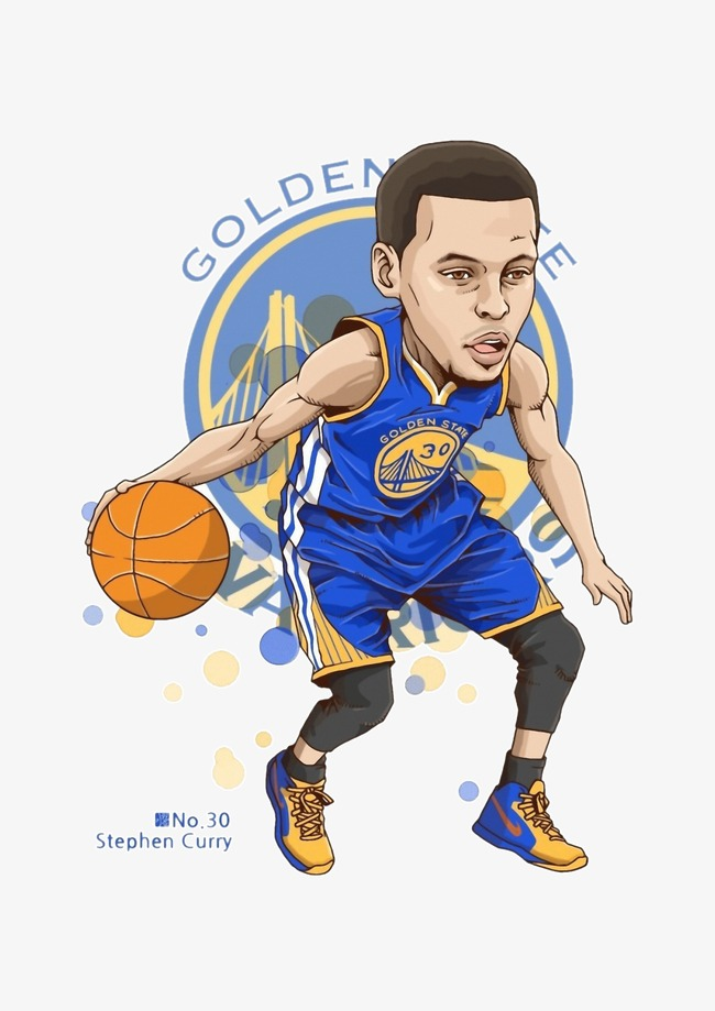 Stephen curry clipart 2 » Clipart Station.