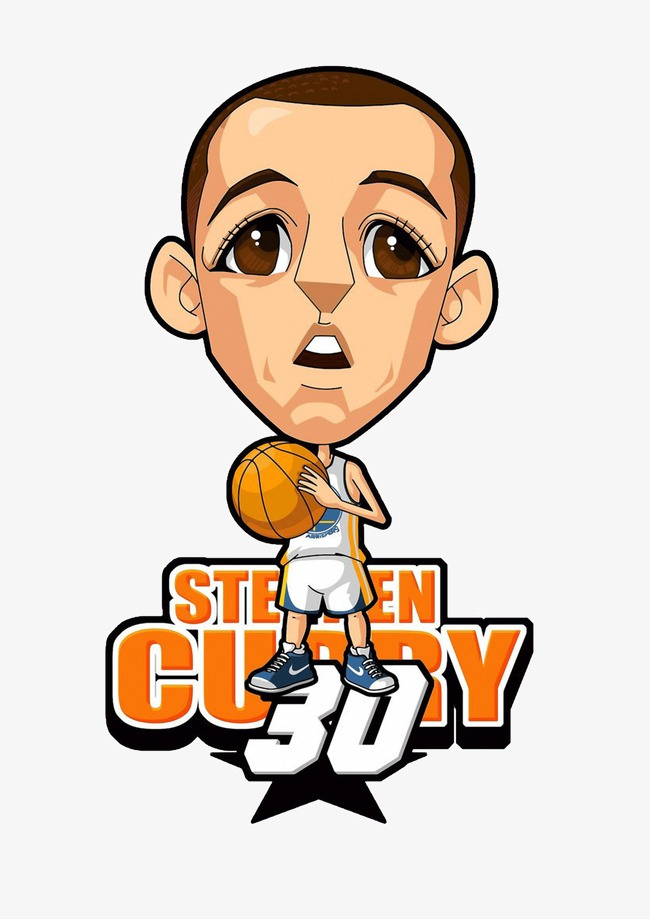 Stephen curry clipart 5 » Clipart Station.