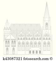 Stephansdom Clip Art EPS Images. 14 stephansdom clipart vector.