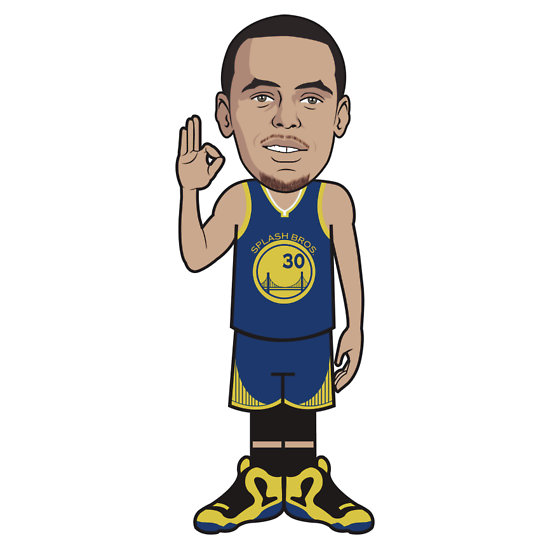 Stephen Curry Nba Clipart.
