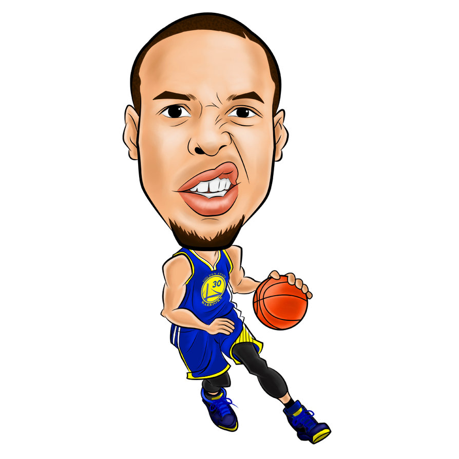 Stephen curry hd clipart.