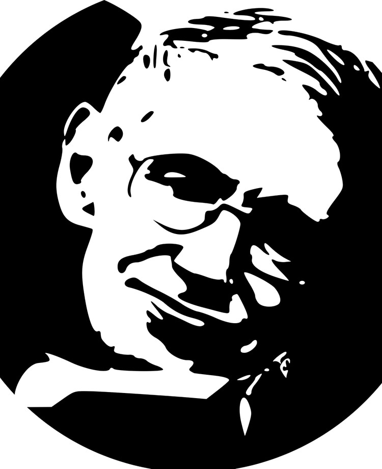 Stephen Hawking Tribute Design.
