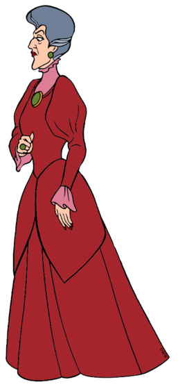 Stepmother clipart.