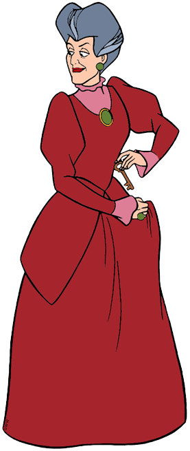 Lady Tremaine, Anastasia and Drizella Clip Art.