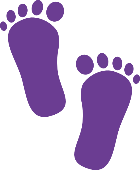 Purple Steps Clipart Clip Art at Clker.com.