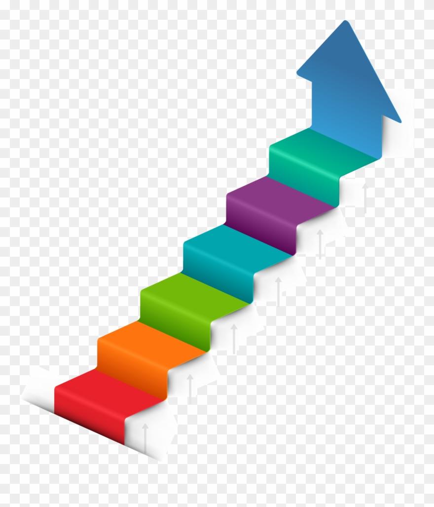 Steps Clipart Succe.