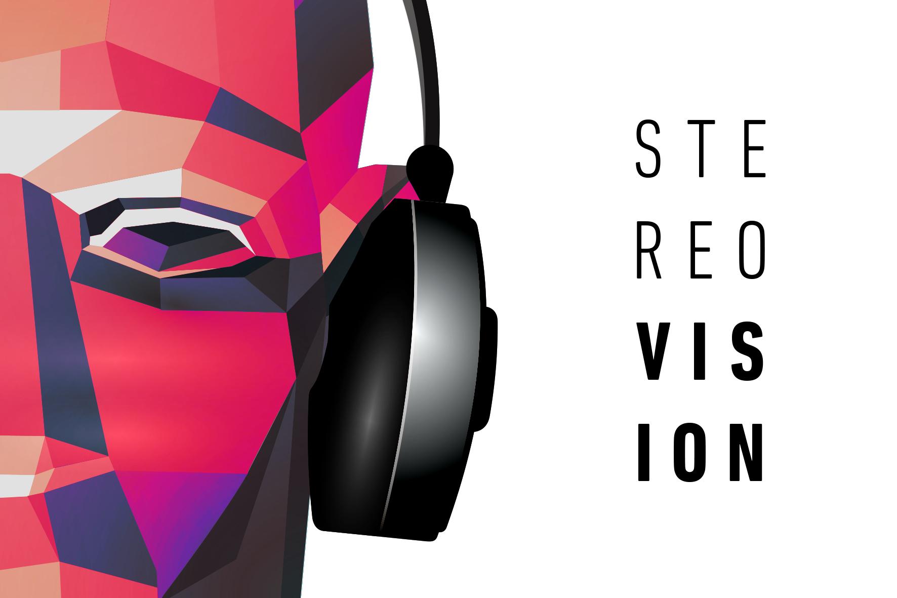 Stereo Vision // Aaron Ward.