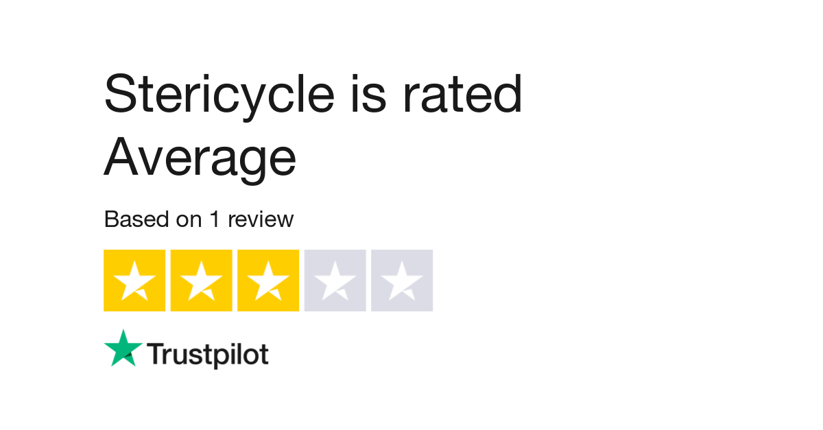 Stericycle Reviews.