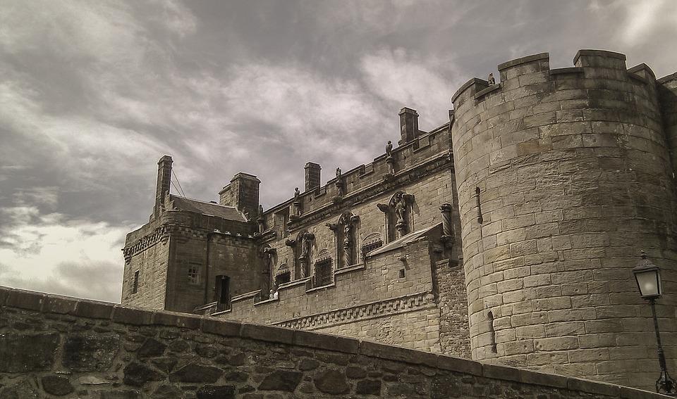 Free photo: Stirling Castle, Scotland, Stirling.