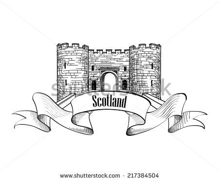Stirling Scotland Stock Vectors & Vector Clip Art.