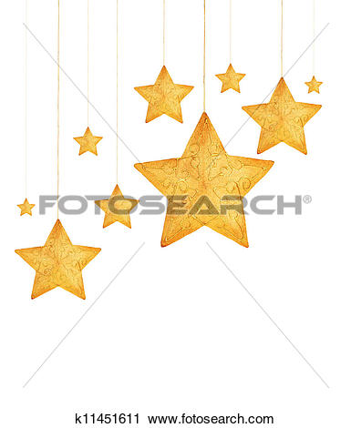 Clip Art of background with toys border k1689089.