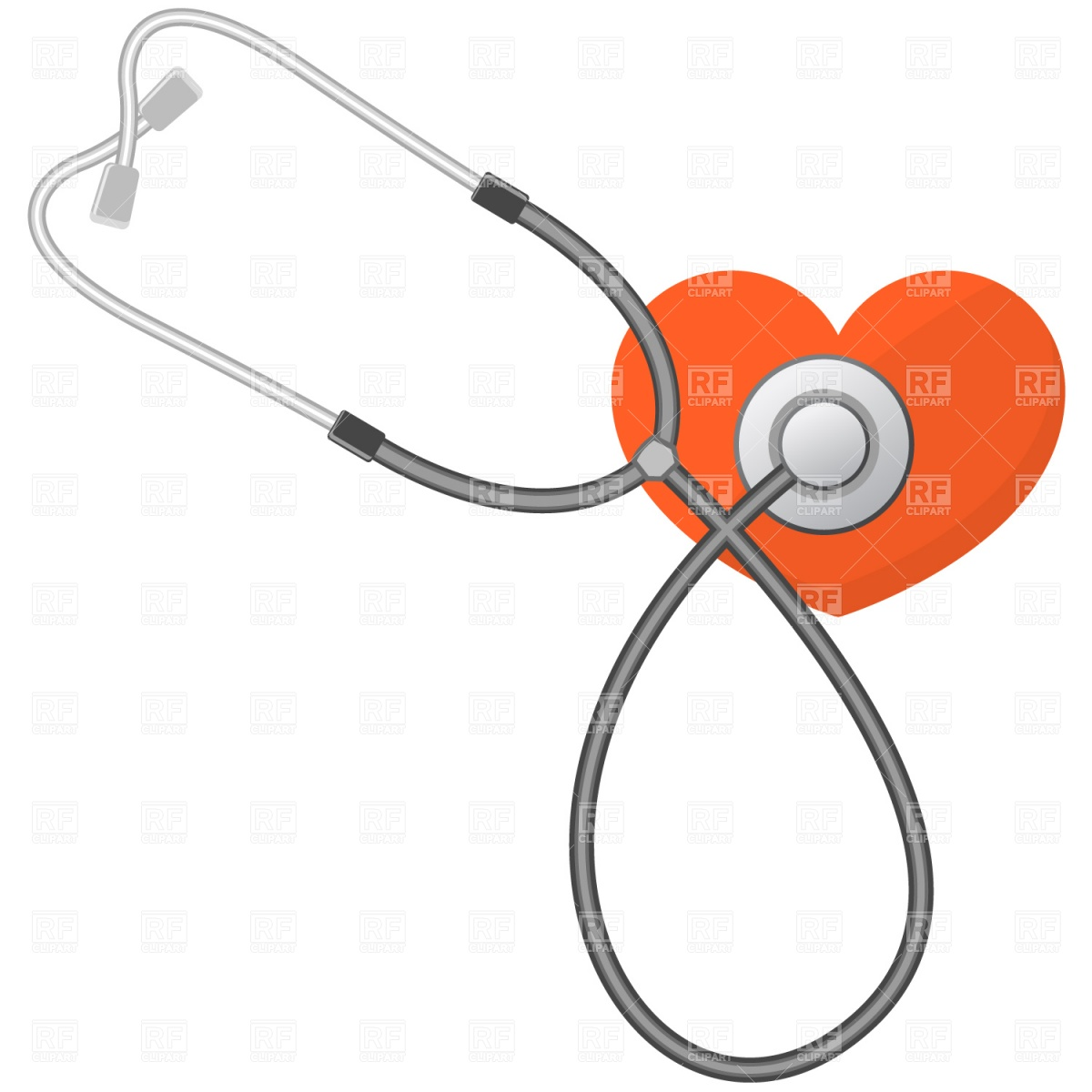 Stethoscope Clipart Free.