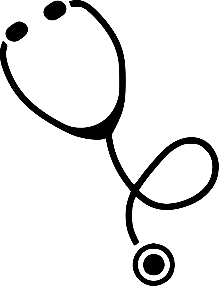 Stethoscope clipart black and white 4 » Clipart Station.