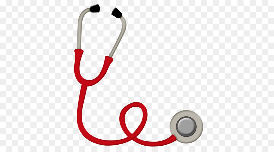 Stethoscope Cartoon clipart.