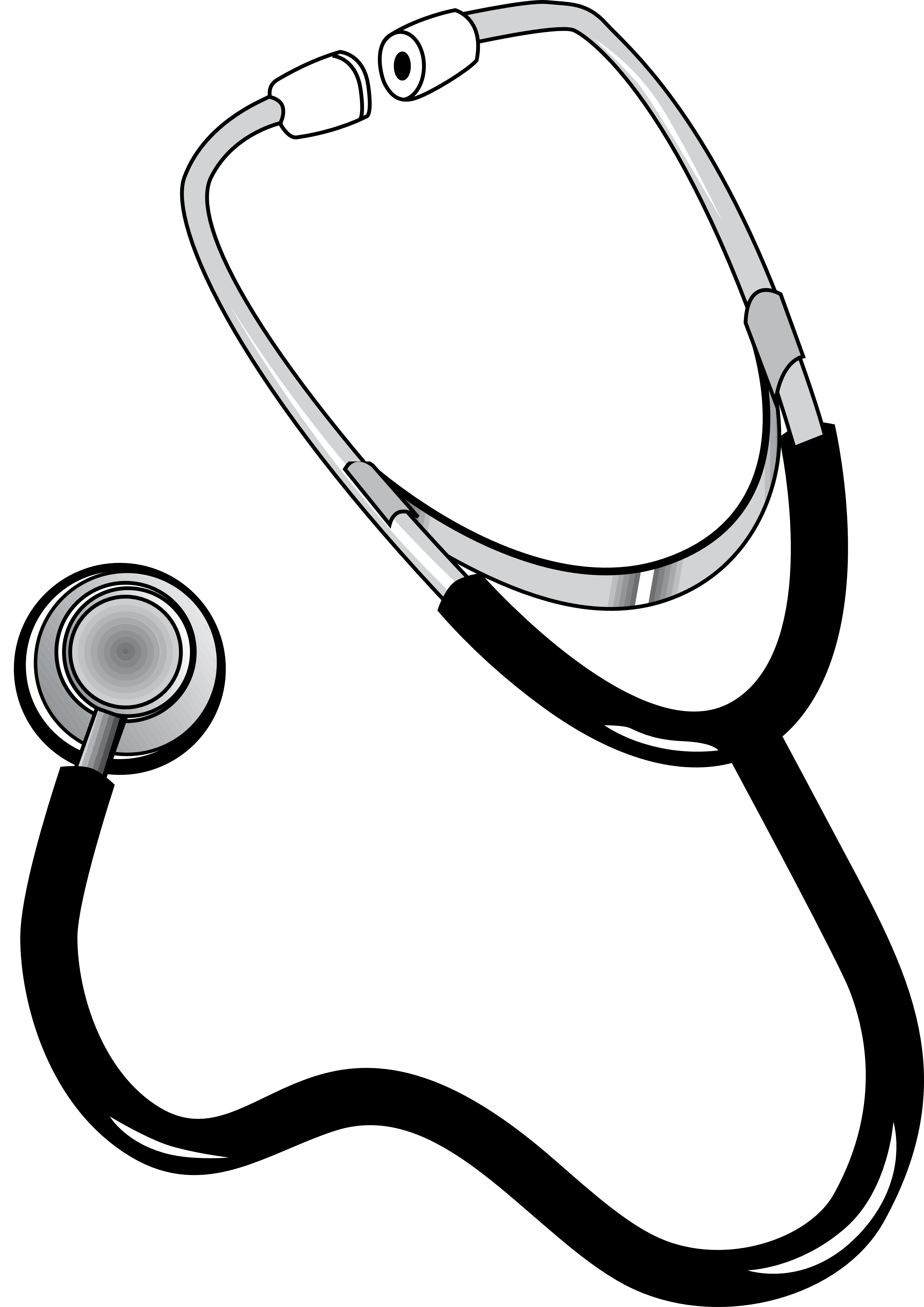 Free Stethoscope Clipart Transparent Background, Download.