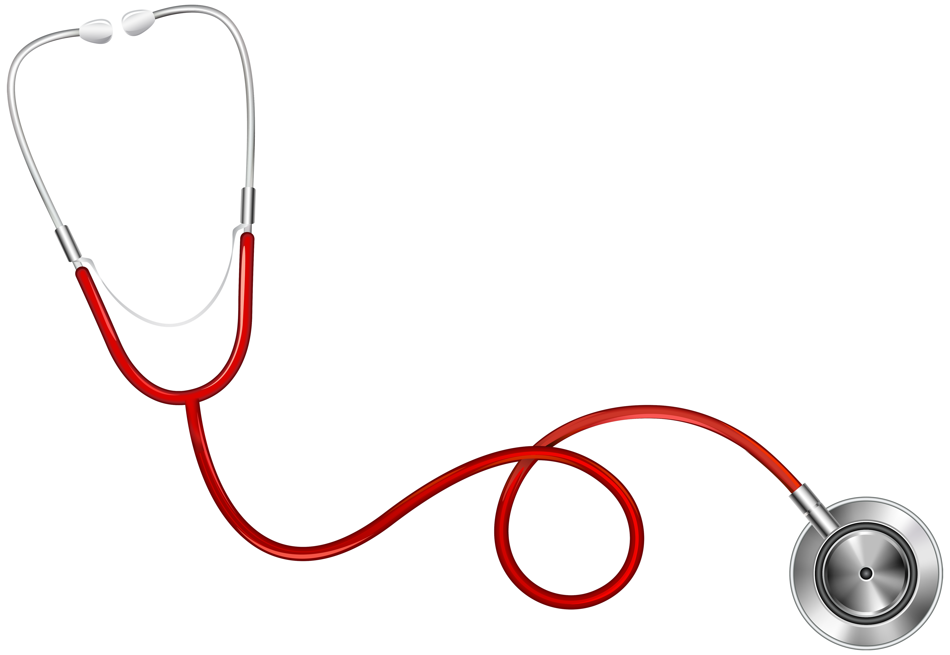 Doctors Stethoscope PNG Clipart.