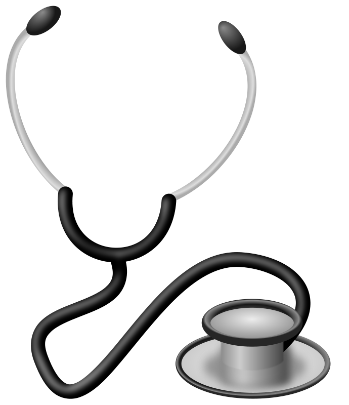 Free to Use & Public Domain Stethoscope Clip Art.