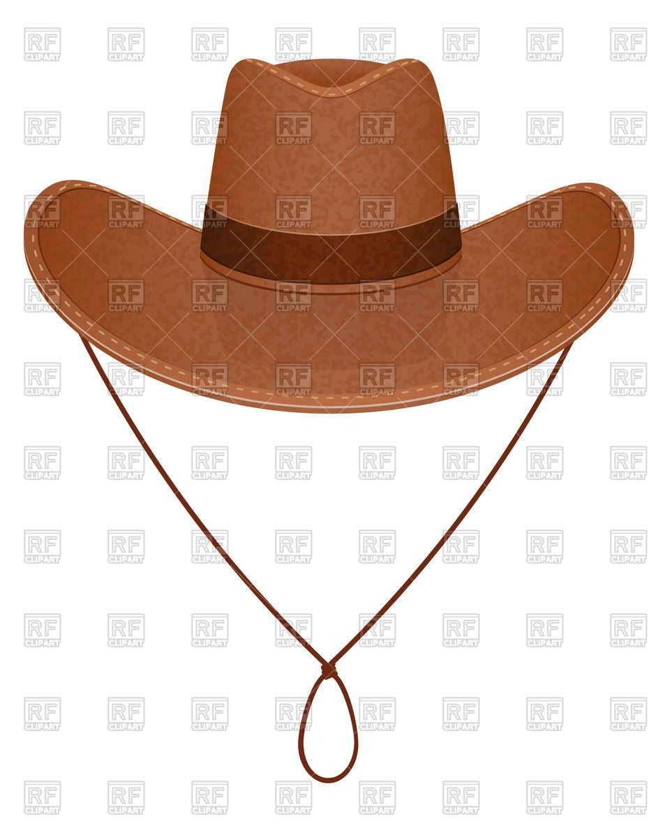 Cowboy's hat.