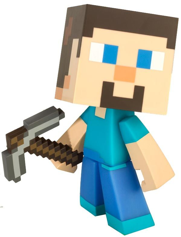 Minecraft Steve Clipart Kid.