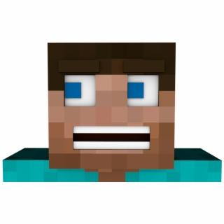 Minecraft Steve PNG Images.