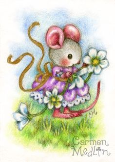 Lucky Mouse.