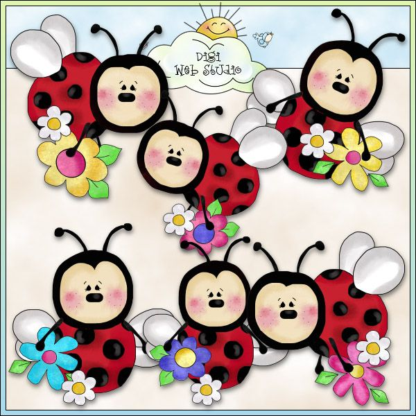 1000+ images about Lady Bugs on Pinterest.