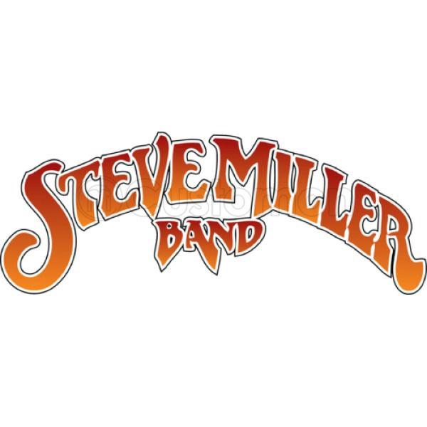Steve Miller Band Baby Bib.
