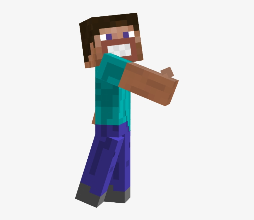 Minecraft Steve Png images collection for free download.