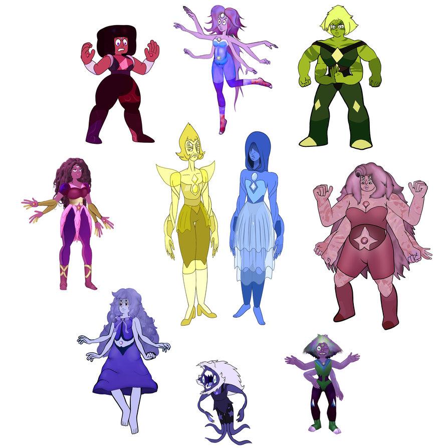 Steven Universe.