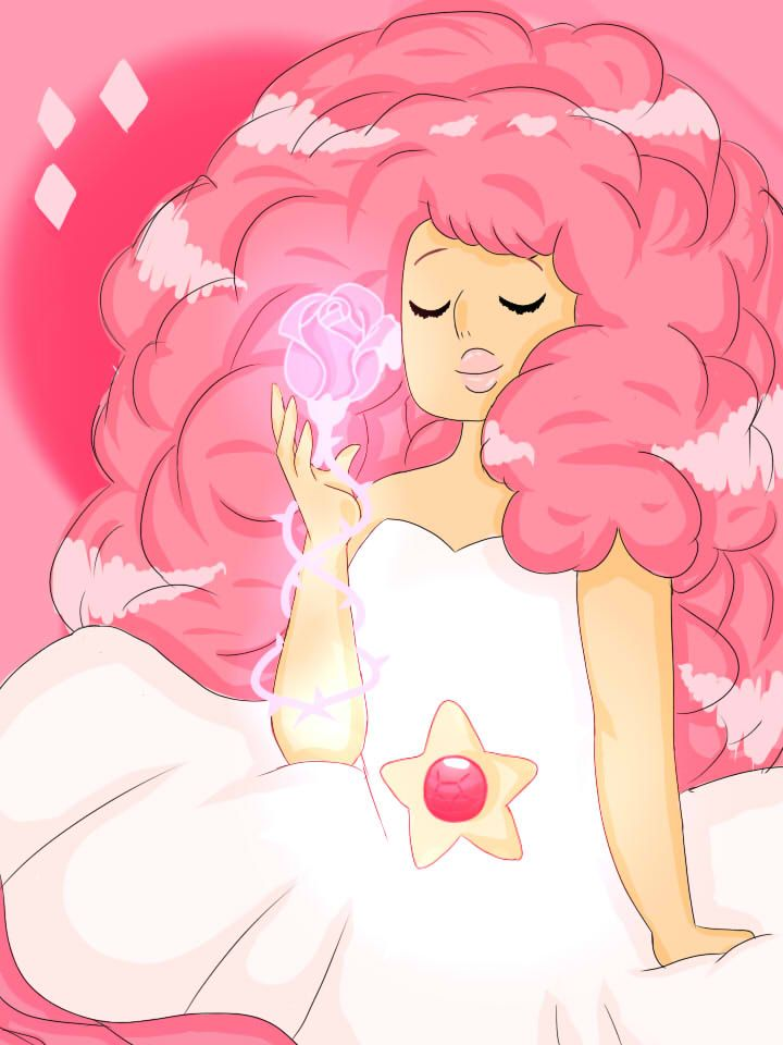 steven universe rose quartz weapon.