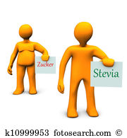 Stevia clipart #18