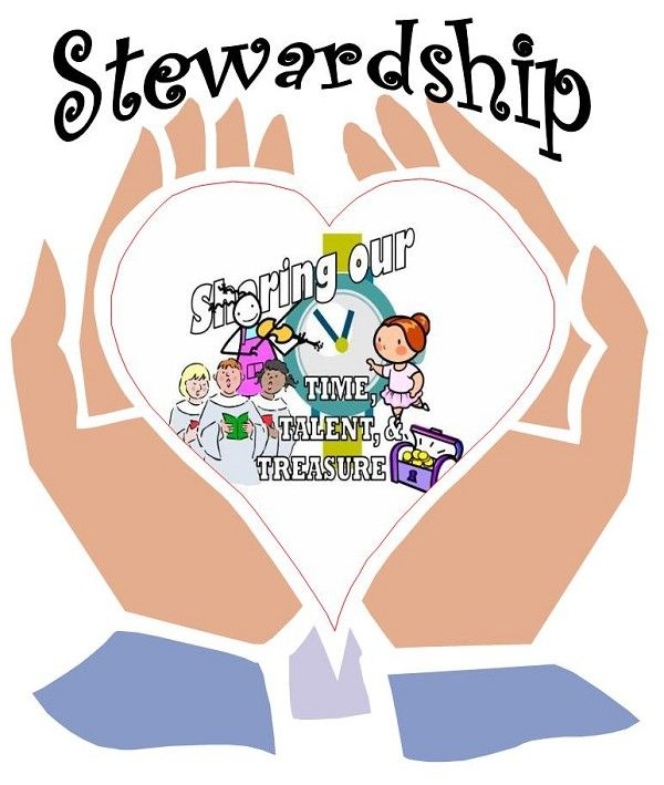 teaching children about stewardship.