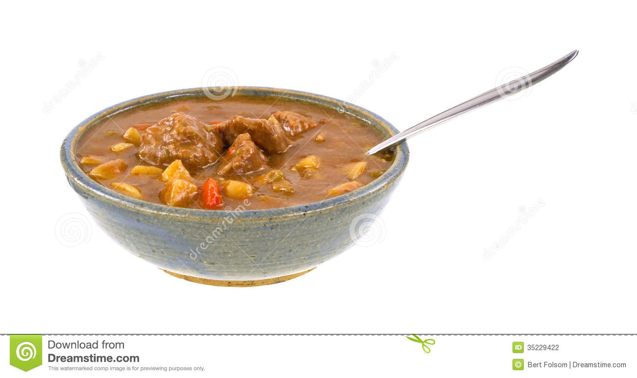 Meatball Stew Stock Photography.