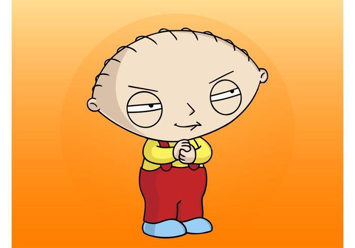 Stewie Griffin.