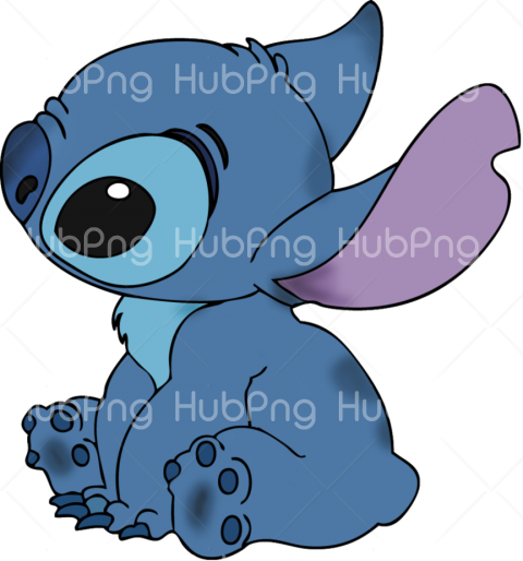 clipart lilo and stitch png Transparent Background Image for.