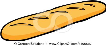 Bread Sticks Clip Art.