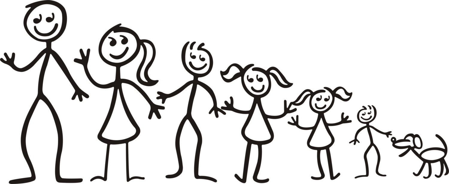 Free Family Stick Figures, Download Free Clip Art, Free Clip.