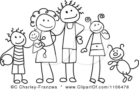 Free Family Clipart & Family Clip Art Images.