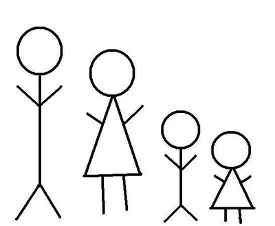 Stick Family Clipart & Stick Family Clip Art Images.
