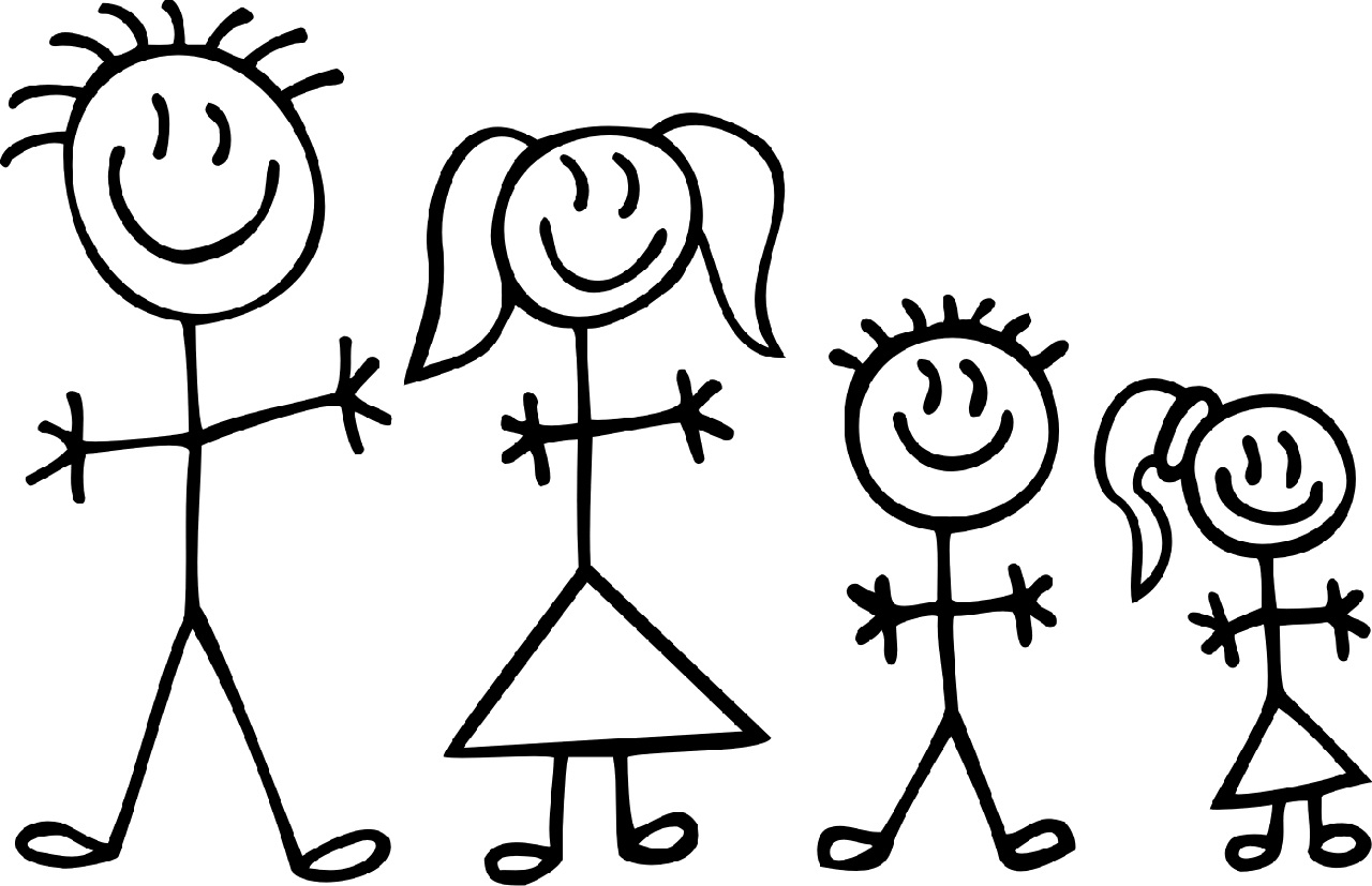 Stick Figure Family Png (104+ images in Collection) Page 1.