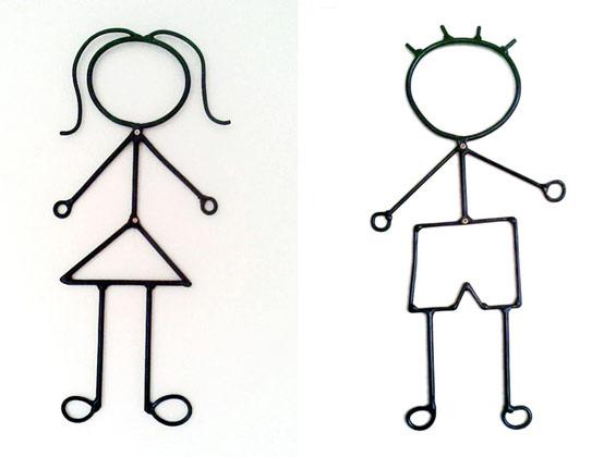 Free Stick Figure Girls, Download Free Clip Art, Free Clip.