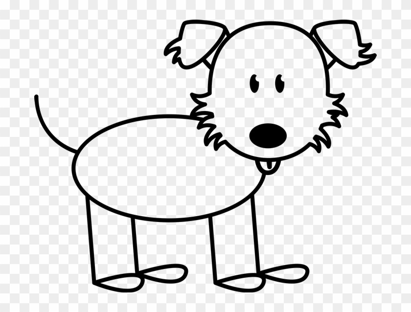Stick figure dog clipart 2 » Clipart Portal.