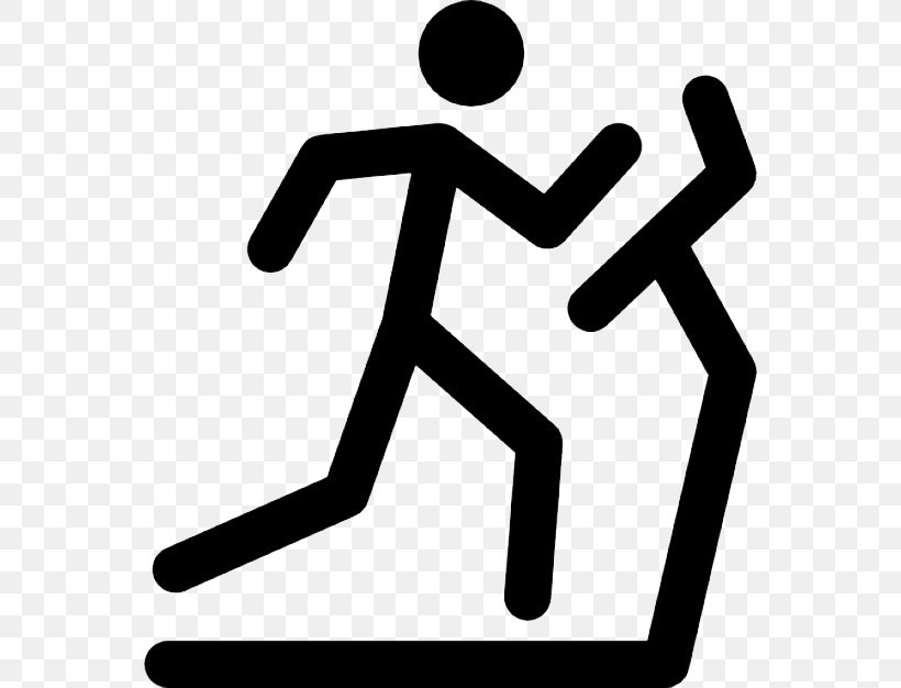 Treadmill Running Exercise Stick Figure, PNG, 626x626px.