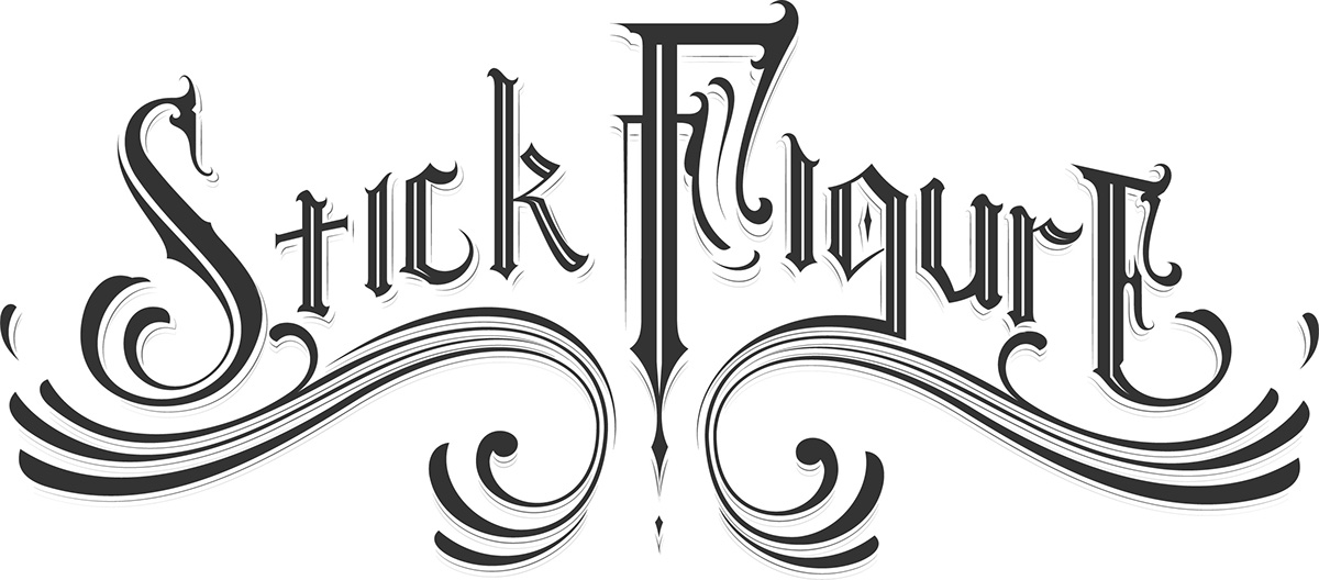 Stick Figure Logo Design on Behance.
