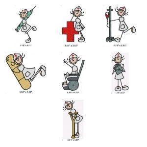 Stick figure nurse clipart 4 » Clipart Portal.
