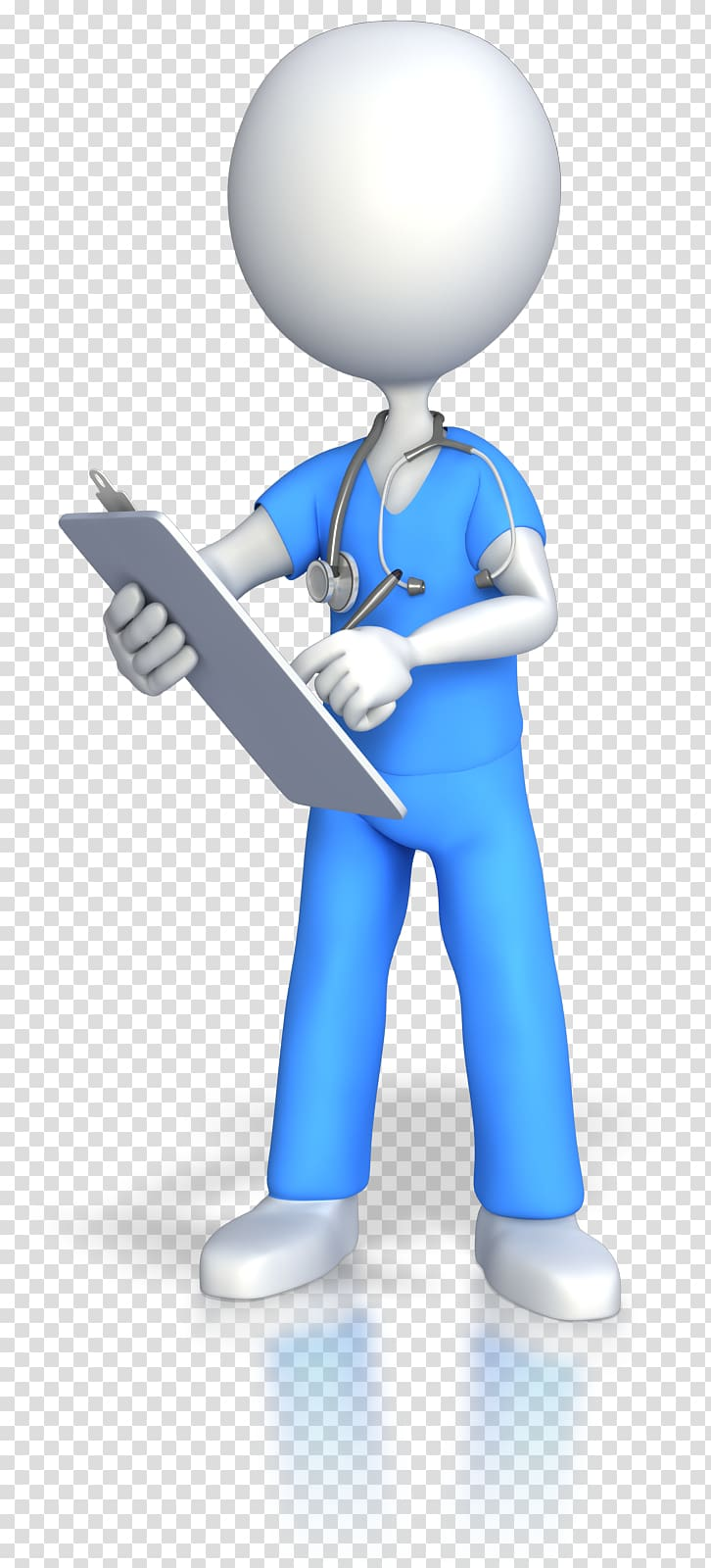 Doctor animated character, Nursing Registered nurse Stick.