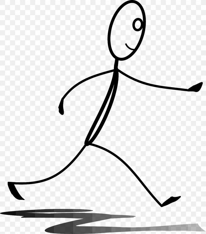 Stick Figure Walking Animation Clip Art, PNG, 1129x1280px.